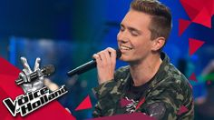 Thijs Pot – Demons (The Knockouts   The voice of Holland 2016)