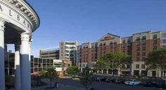Hilton Garden Inn Albany Medical Center Albany Connected to the Albany Medical Center via an elevated walkway, this hotel is located in the city's capital district, a short distance from area attractions, and offers a 24-hour convenience store.