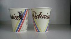 Vaso de 7 oz de Cafe Victoria.