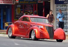 Old Ford Hot Rod