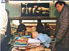 Getaway supermarket – from Martin Parr Phaidon – Essen