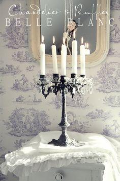 ❥ candelabra
