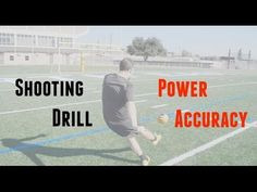 This video has a simple soccer drill for all midfielders and forwards.