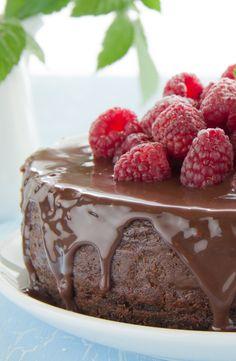 frambozen chocoladetaart rudolf
