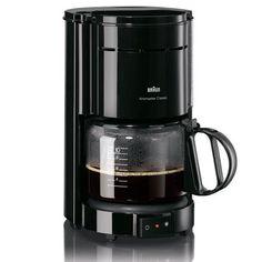 Braun KF47 | 10 Cup Coffee Maker (220 Volt) – Bombay Electronics