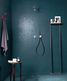 FAP Ceramiche offers bathroom tiles that team the finest ceramic tradition with the most contemporary interior design Bad Inspiration, Bathroom Inspiration, Brick Effect Wall Tiles, Design Exterior, Contemporary Interior Design, Bathroom Interior, Flooring, Boston, Toilet