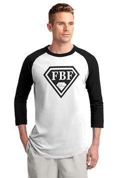 Men's FBF Black Diamond Logo - Click For Shirt Colors