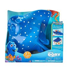 Disney Pixar Finding Dory Mr Ray 3 in 1 Swigglefish