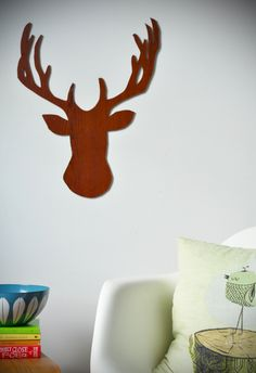 wooden wall hanging- love this!