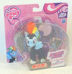My Little Pony Friendship Is Magic Power Ponies Zapp Rainbow Dash for sale online Rainbow Dash, My Little Pony Collection, My Little Pony Friendship, Mlp, Magic, Toys, Anime, Ebay, Thunder