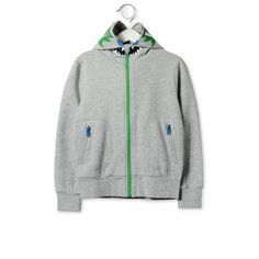 Stella McCartney - Pebble Bandit Sweatshirt - AI15 - f