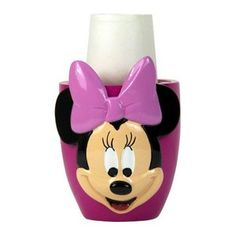 disney minnie mouse cup dispenser kids disney bathroom
