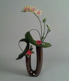 Ikebana by Lucia Raras, Indonesia