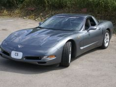2003 Corvette C-5, the European Model