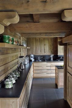 72 Mountain Chalet House Plans 33 Best Tiny House Plans Small Cottages Design Ideas 1 In 33 Best Tiny House Plans Small Cottages Design Ideas by Dave Null On Cabin In 2019 House Goals Mountain Homes Log Cabins Log Cabin Homes Barn Homes Chalet Design, Chalet Style, Wooden Kitchen, Rustic Kitchen, Kitchen Dining, Kitchen Decor, Dining Room, Chalet Interior, Cabins And Cottages