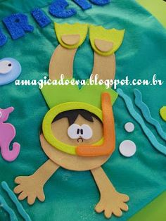A magica do EVA: Sacolinha TNT fundo do mar em EVA. Kids Crafts, Daycare Crafts, Foam Crafts, Summer Crafts, Diy And Crafts, Paper Crafts, Class Decoration, School Decorations, Ocean Activities