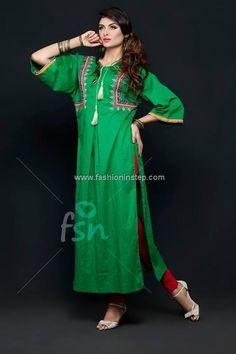 FSN Dressline Eid Dresses 2013 for Women 003
