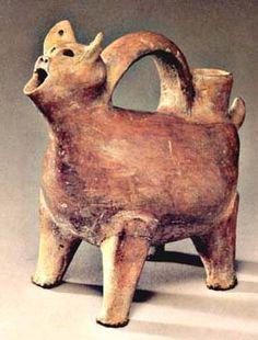Dawenkou Culture, China pottery pig 4100-2600BCE