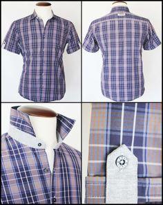 %100 cotton Short Sleeve Shirts
