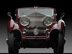 1933 Rolls Royce Phantom II Continental Coupe by Freestone & Webb luxury retro