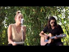 """Miley Cyrus - The Backyard Sessions - """"Lilac Wine"""""""