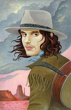 John Mayer by Jody Hewgill