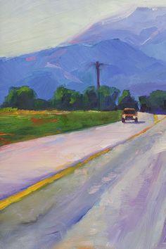 Louisiana Edgewood Art Paintings by Louisiana artist Karen Mathison Schmidt: April 2015