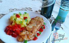 Recept Krůtí prsa v pivním těstíčku s droždím French Toast, Breakfast, Ethnic Recipes, Kitchens, Morning Coffee