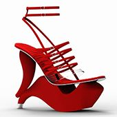 3D Printed shoes? See the contest