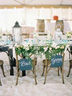 Love boho? Check out these bohemian summer wedding ideas via @ruffled.