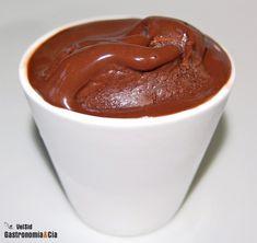 Helado doble de chocolate... ya tenemos postre para mañana :-)