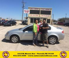 Experience went very well customer service was absolutly great!!!!!i would recommend to anyone in need of a car.... - Marjolyn L. Turner, Monday, March 23, 2015  http://www.autocentertexas.com/?utm_source=Flickr&utm_medium=DMaxxPhoto&utm_campaign=DeliveryMaxx