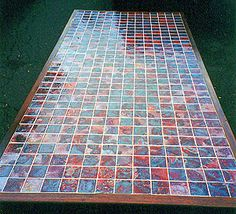 Tile Table Top More