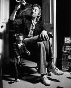 Serge Gainsbourg à la Galerie de l'Instant | MilK - Le magazine de mode enfant