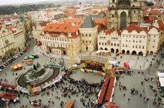 #PaísesMásPacíficos - Conocido sobre todo por su impresionante capital, Praga: República Checa