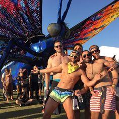 The Men of Coachella — The New GayTravel.com!