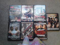 UFC DVD Videos / 7