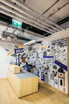 Facebook Poland Office 2016 | by Acapulco Studio