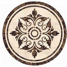 طرح واتر جت Floor Patterns, Tile Patterns, Marble Mosaic, Mosaic Art, Metal Drawing, Balcony Grill Design, Interior Ceiling Design, Drawing Stencils, Wall Painting Decor