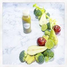 Dr. Green. . Broccoli | apple | celery | pears | lime | ginger | . £4.50 Pears, Juices, Celery, Broccoli, Lime, Apple, Photo And Video, Green, Instagram