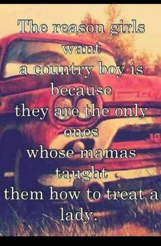 yep and notice it don't say rednecks lol it says country boys there's a huge difference lol