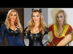 Tanya Tate As Black Canary At San Diego Comic Con 2014!