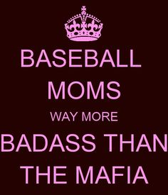 Kellie says: this will be you!! I can see your kids playing baseball and you will be an awesome baseball mom!! :) Totally will be my kids for sure! :) Thanks Kellie!