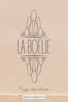 La Boëlie music cases and Cases, Music, Movie Posters, Musica, Musik, Muziek, Boxes, Music Activities, Film Posters