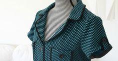 Som lovet har jeg lavet en gennemgang af, hvordan jeg laver en jerseykjole efter mønster fra stof&stil 23075. Kjolemønsteret er oprindelig l...