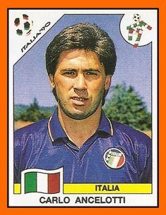 Carlo Ancelotti - Italy