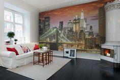 Brooklyn Bridge | R11651 | Rebel Walls FI