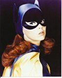 Get This Special Offer #5: Batman Yvonne Craig as Batgirl Close Up with Mask On 8 x 10 Photo