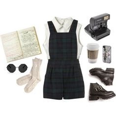 for caitlin by cafebuddha on Polyvore featuring Jack Wills, Opening Ceremony and Impossible Project