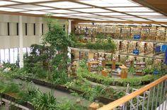 Downtown Reno (Nev.) Library.